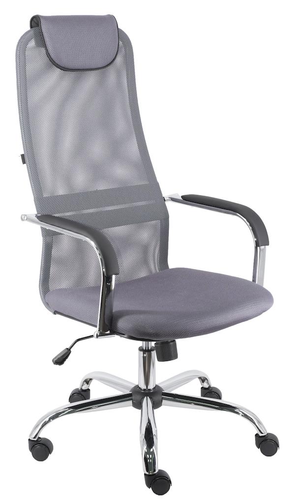 Офисное кресло Everprof EP 708 TM сетка серый - витринный образец в Москве купить за 4 995.00Р в магазине Мега-Кресло.RU