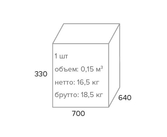 Everprof Polo S сетка серый, фото 5